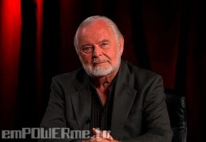 G. Edward Griffin speaks with Rebecca Costa about the Federal Reserve Photo