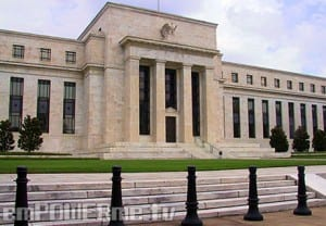 New York Protests The Federal Reserve is a Private Cancer Photo
