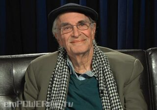 A Tribute from Martin Landau