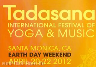 Inside the Tadasana Yoga & World Music Fest