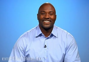 Staying Fit with Marcellus Wiley Photo
