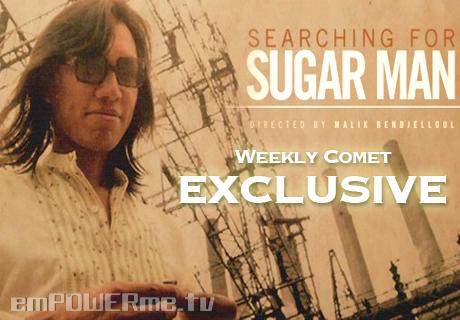 Rodriguez – Sugar Man (LIVE)