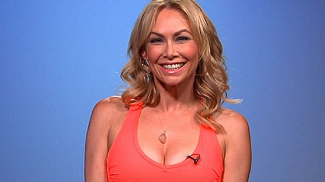 Fitness with Kym Johnson