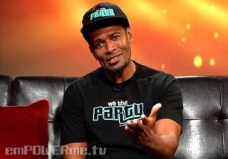 """We the Party"" Director, Mario Van Peebles"
