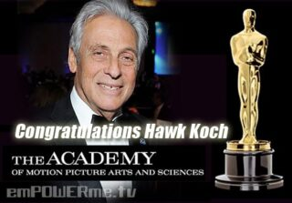 Congratulations Hawk Koch – President of The Academy