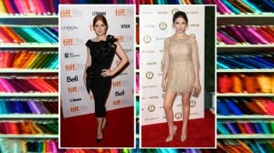 Amy Adams and Anna Kendrick Fire Up the Red Carpet Photo