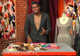 Lace Trend Tips With Celebrity Stylist Chris Mannor