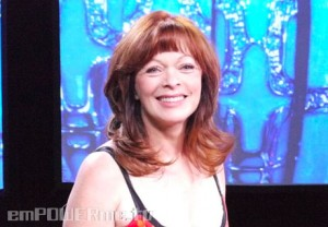 Titanic's Frances Fisher Discusses Costumes, Style and Comfort Photo