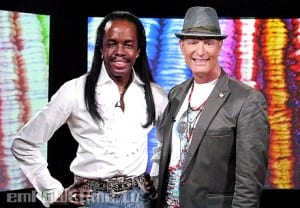 Earth Wind and Fire's Verdine White: Art Imitates Style Photo