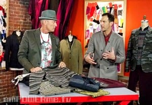 "GQ Stylist Michael Cioffoletti with the ""Latest In"" on Fall Trends For Men Photo"