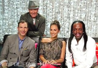 Earth Wind and Fire's Verdine White and GQ Stylist Michael Cioffoletti Post Show Chat