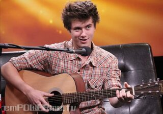 Performance & Interview with Alec Benjamin