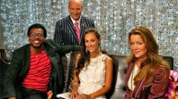 Claudia Christian Drops By as Pink Becomes the New Red