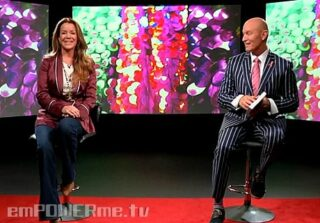 Claudia Christian Dishes on Hollywood Style and Insider Secrets