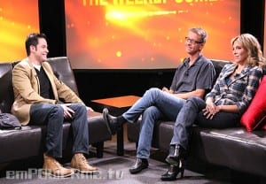 """Spy Hunter"" Composer Ryan Shore Interview Photo"