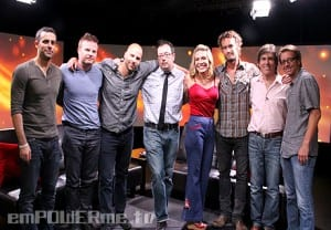 Dexter Composer Daniel Licht & Roots Rockers Uncle Daddy Photo