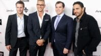 Angeleno's Modern Man Event Sponsored by Cadillac