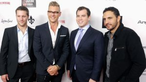 Angeleno's Modern Man Event Sponsored by Cadillac Photo