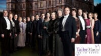 Downton Abbey Style on Tailor Made with Brian Rodda