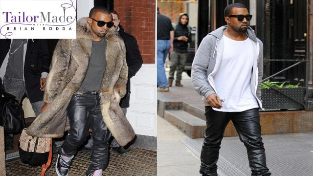 Kanye West and Luxury Street Wear