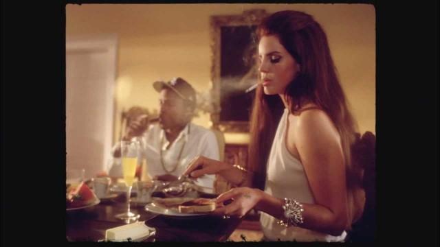 "Lana Del Rey's Epic ""National Anthem"" Video"