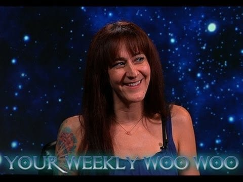 Medium/Intuitive Practitioner Tine Marie Langham on Your Weekly Woo Woo