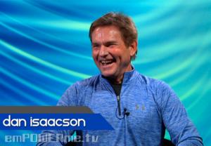 Fitness Expert Dan Isaacson on Ric Drasin Live! Photo