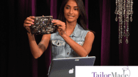 Asha Dahya's Vintage Sequin Purse on Tailor Made with Brian Rodda