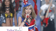 Victoria Secret Runway Show, Meadham Kirchhoff for Top Shop, and British Men's Style