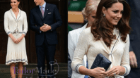 Kate Middleton's Winning Repeat Style