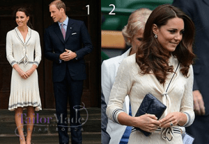 Kate Middleton's Winning Repeat Style Photo