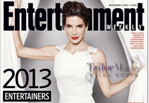 Sandra Bullock's Style on Tailor Made with Brian Rodda Photo