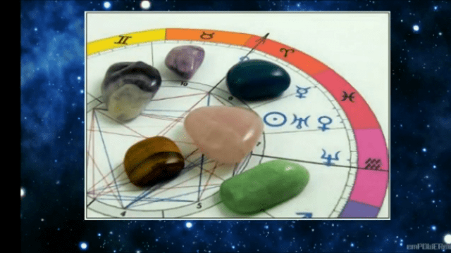 Crystals and Astrology