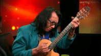 """Interview & Performance by Rodriguez; Lance Sloane talks """"H +"""""""