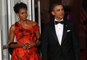 Kennedy Center Honors and Michelle Obama's Dress on Tailor Made with Brian Rodda Photo