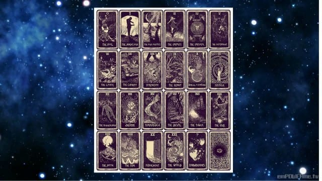Chiray Koo & Tarot