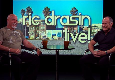 Attorney Howard Fields on Ric Drasin Live!