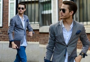 Sundance Fashion, Spotlight on Men's Wear, Gym Clothes Style on Tailor Made Photo