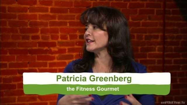 The Fitness Gourmet's Patricia Greenberg-Grunfeld – Weighing In