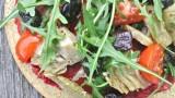 Justin Rubin's Vegan Quinoa Pizza Crust