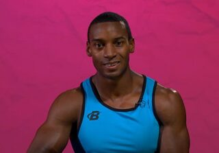 Fitness Model and Military Officer Allen Elliott on C'est la Vie with Selah V!