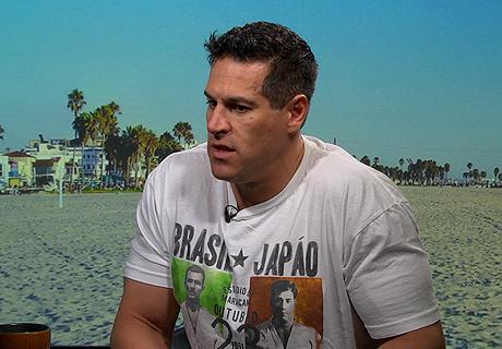 Bodybuilder and Trainer Mark Andrews on Ric Drasin Live