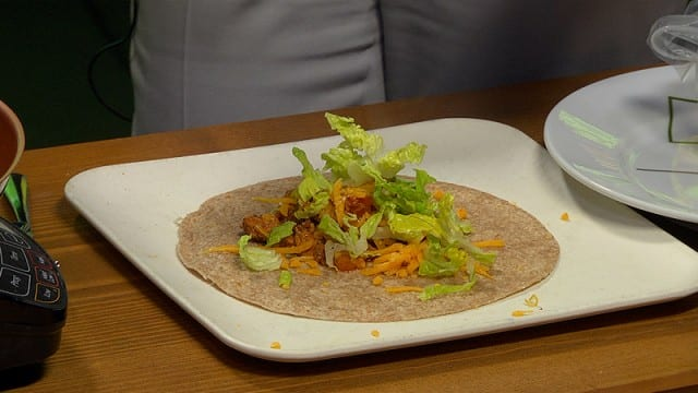 Nutrific Burrito – Nourishing Recipes