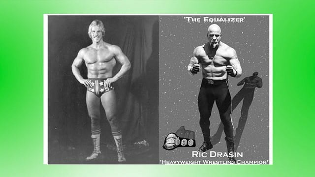 Bodybuilder Ric Drasin on his Everyday Training – Food Exposed