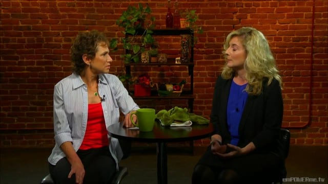 NWF Director Beth Pratt discusses the Challenges of Life on the Road on Food Exposed!