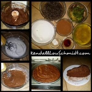 Kendall Lou Schmidt Flourless Chocolate Cake
