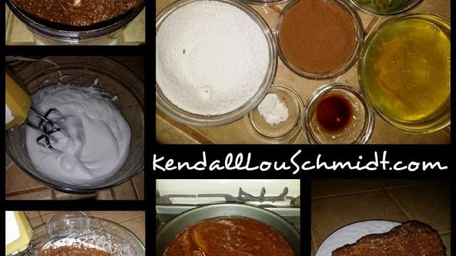 Kendall Lou Schmidt's Flourless Chocolate Cake