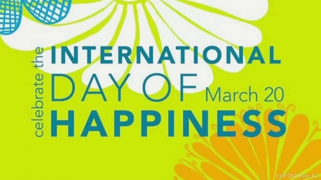 Celebrate International Day of Happiness w/Kindergarten CEO – Victor Palomares