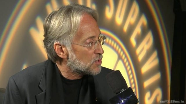 Grammy President Neil Portnow at the the 4th Annual Guild of Music Supervisor Awards