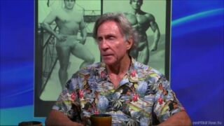 Steve Davis Bodybuilder on Ric Drasin Live